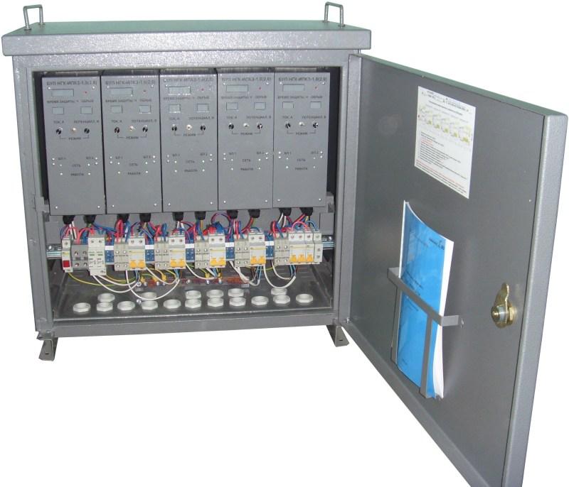 Станция катодной защиты НГК-ИПКЗ(5Н) (многоканальная)